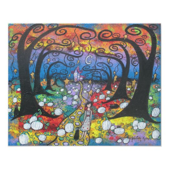 Autumn Enchantment print