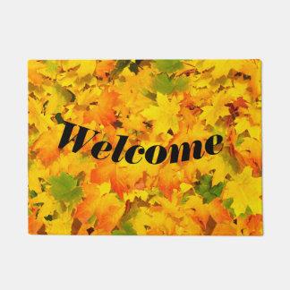 - Autumn Escapes Door Mat