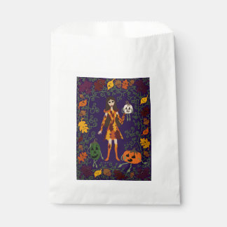 Autumn Faerie Favour Bags