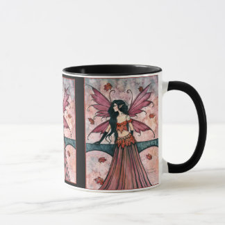 Autumn Fairy Coffee Mug by Molly Harrison