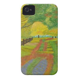Autumn- Fallen Leaves Case-Mate iPhone 4 Case
