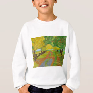 Autumn- Fallen Leaves Sweatshirt