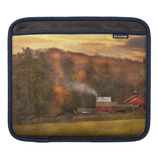 Autumn - Farm - Morristown NJ - Charming farming Sleeve For iPads