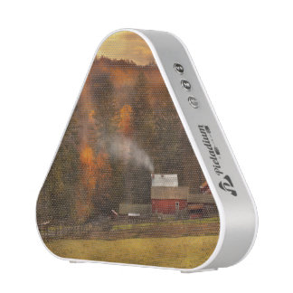 Autumn - Farm - Morristown NJ - Charming farming Bluetooth Speaker