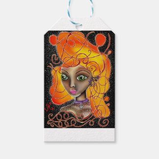 Autumn Fire. Gift Tags