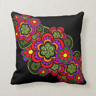 Autumn Floral 2 Pillow Throw Cushions