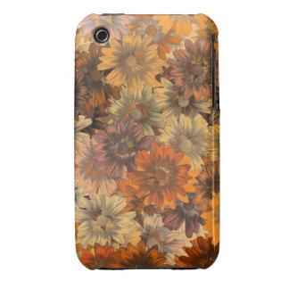 Autumn floral Case-Mate iPhone 3 cases