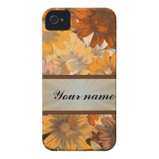 Autumn floral blackberry bold cover