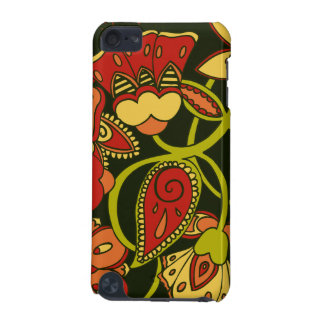Autumn Floral iPod Touch (5th Generation) Cover
