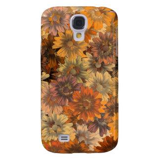 Autumn floral samsung galaxy s4 case