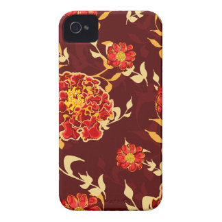 Autumn Floral iPhone 4s Case iPhone 4 Covers