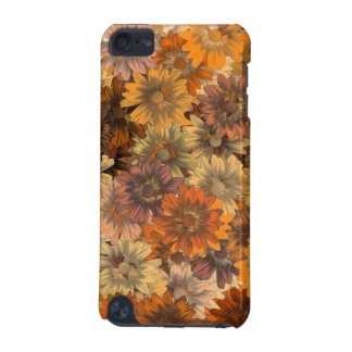Autumn floral iPod touch 5G cover