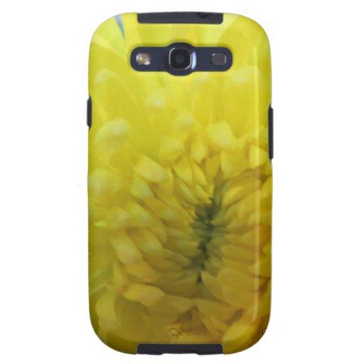 Autumn Flower phone skin Galaxy S3 Covers
