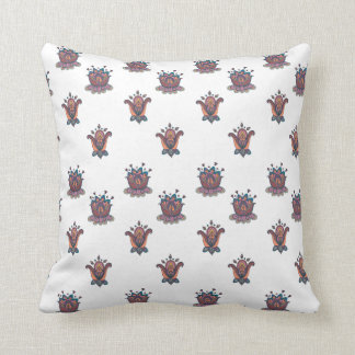 Autumn Flowers Cushion
