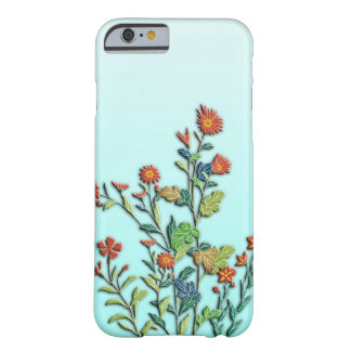 Autumn flowers wild chrysanthemum barely there iPhone 6 case
