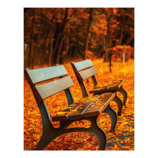 Autumn 21.5 Cm X 28 Cm Flyer