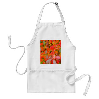 Autumn foliage standard apron