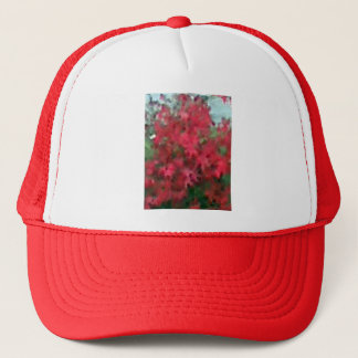 Autumn Foliage Trucker Hat
