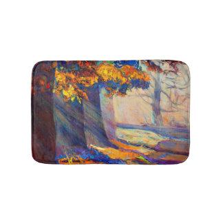 Autumn Forest Bath Mats