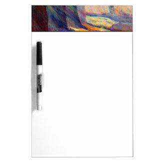 Autumn Forest Dry Erase Board