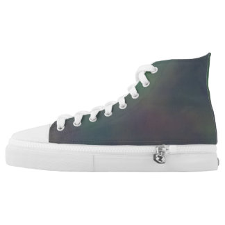 Autumn Forest Hi Tops Sneakers