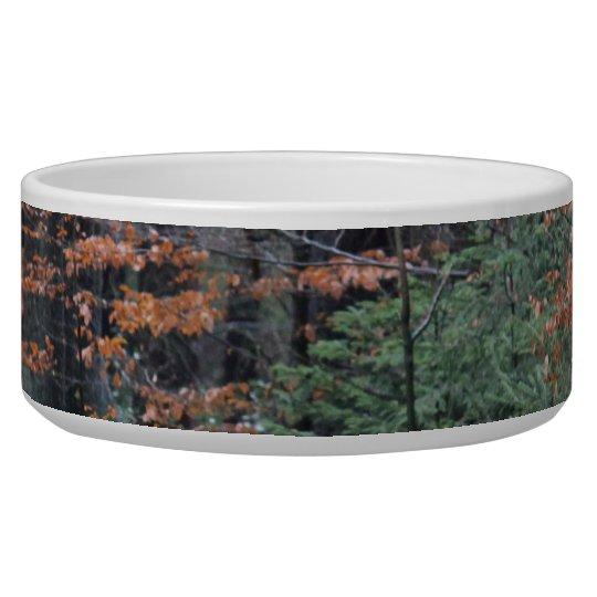 Autumn Forest Pet Bowls