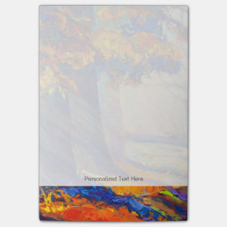 Autumn Forest Post-it Notes