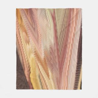 Autumn Fountain Fleece Blanket