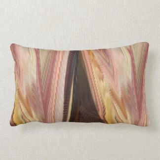 Autumn Fountain Reversible Lumbar Cushion