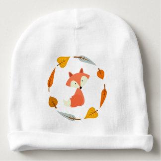 Autumn Fox Baby Beanie