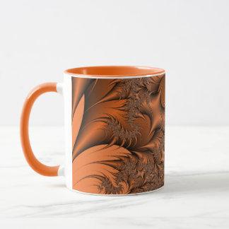 Autumn Fractals Mug