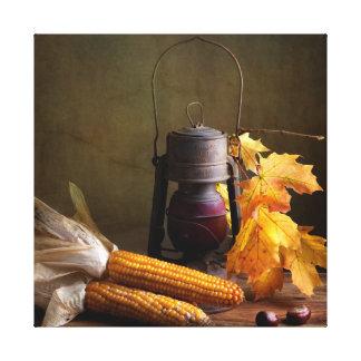 Autumn Gallery Wrap Canvas