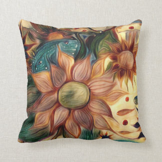 Autumn Garden Cushion