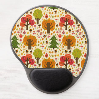 Autumn Gel Mousepad