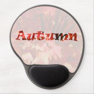 Autumn Gel Mouse Pad