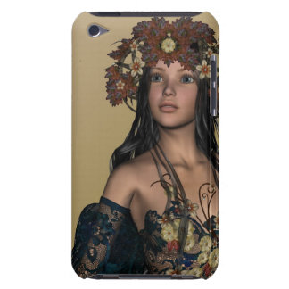 Autumn Girl Barely There iPod Covers