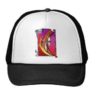 Autumn goddess hats