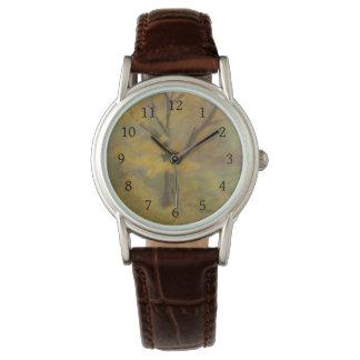 Autumn Gold Wrist Watch