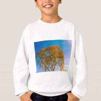 Autumn golden tree sweatshirt