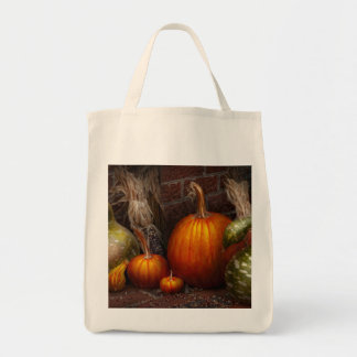 Autumn - Gourd - Family get together Canvas Bag