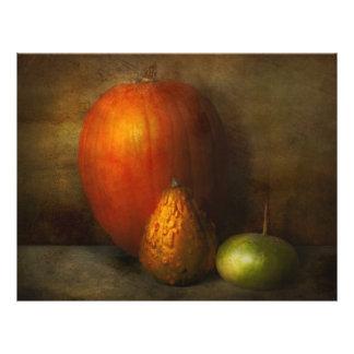 Autumn - Gourd - Melon family Flyers
