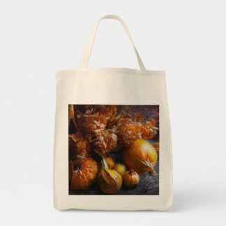 Autumn - Gourd - Still life with Gourds Bags