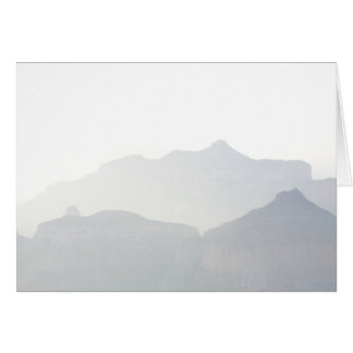 Autumn Grand Canyon (greeting card) Greeting Card