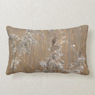 Autumn Grass Lumbar Cushion
