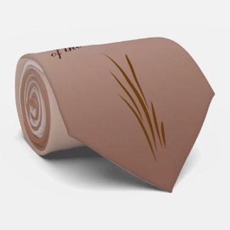Autumn Harvest Grandfather of the Bride Tie