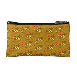 Autumn Harvest Makeup Bag