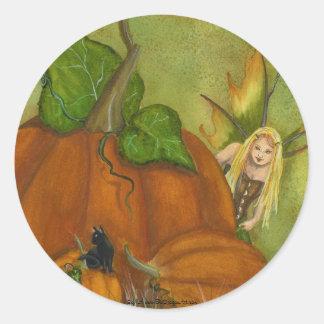 Autumn Harvest Sticker