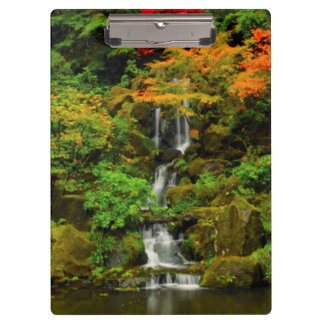 Autumn, Heavenly Falls Clipboard