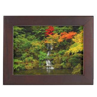 Autumn, Heavenly Falls Keepsake Box