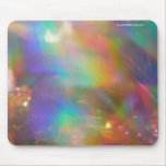 Autumn Holorainbow Mouse Pad
